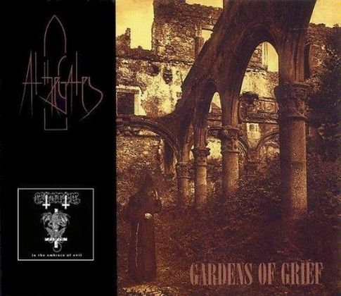 At the Gates / Grotesque - Gardens of Grief / In the Embrace of Evil