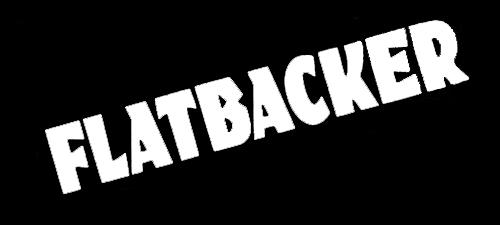 Flatbacker - Logo