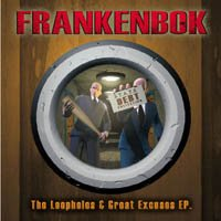 Frankenbok - The Loopholes & Great Excuses EP