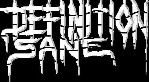 Definition Sane - Logo