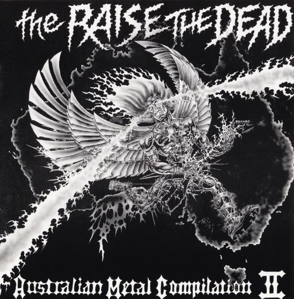 Ethereal Scourge / Screams of Chaos / Vomoth / Metanoia / Embodiment - Australian Metal Compilation II - The Raise the Dead
