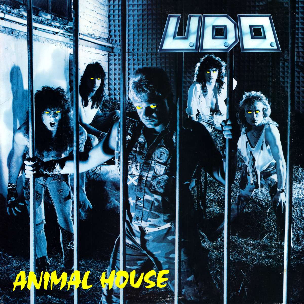 Animal House cover (Click to see larger picture)