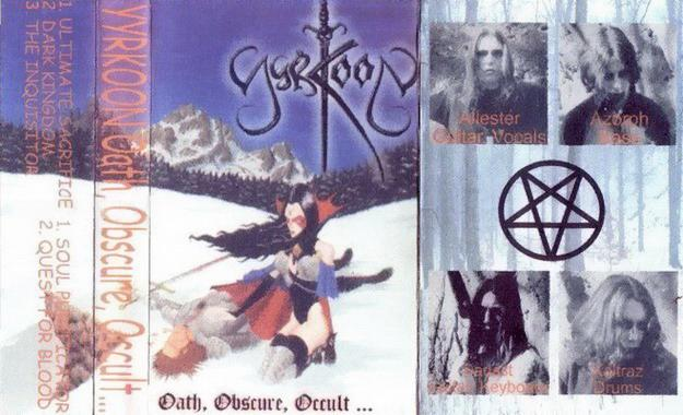 Yyrkoon - Oath, Obscure, Occult…