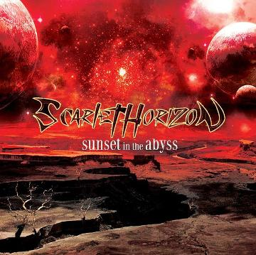 Scarlet Horizon - Sunset in the Abyss