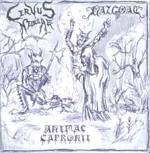 Animae Capronii / Cervus Nebulae / Nazgoat - Cervus Nebulae / Nazgoat / Animae Capronii