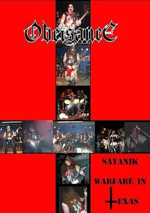 Obeisance - Satanik Warfare in Texas