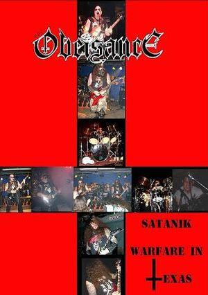 Obeisance - Satanik Warfare in Texas