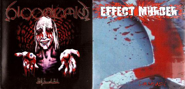 Effect Murder / Bloodpaint - Imanusi / Blinded