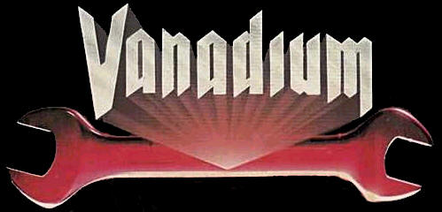 Vanadium - Logo