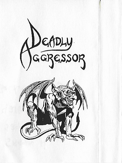 Deadly Aggressor - Demo III