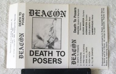 Deacön - Death to Posers