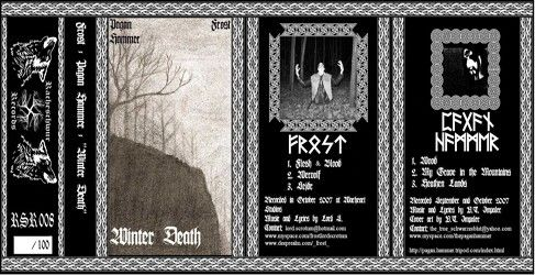 Pagan Hammer / Frost - Winter Death