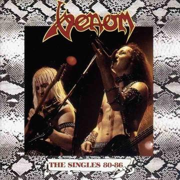 Venom - The Singles 80-86