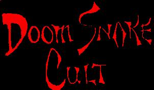 Doom Snake Cult - Logo