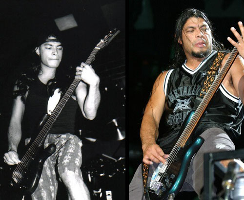 trujillo black personals Death magnetic was released on  bassist robert trujillo revealed that only select portions of  lars ulrich, kirk hammett, robert trujillo: 7:34: 3 black .