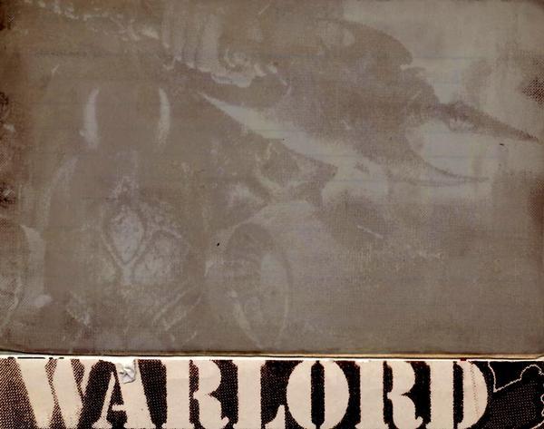 Warlord U.K. - Alien Dictator
