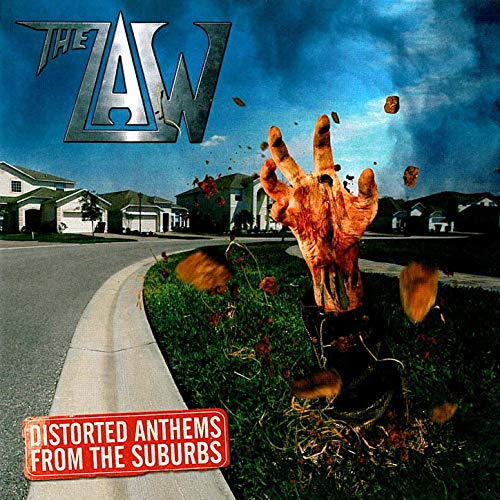 The Law - Distorted Anthems from the Suburbs
