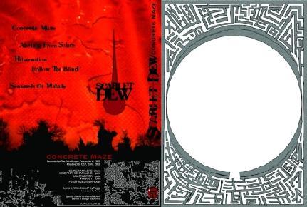 Scarlet Dew - Concrete Maze