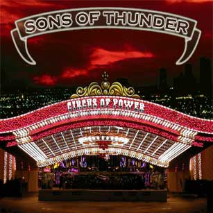 Sons of Thunder - Circus of Power