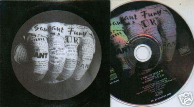 Sargant Fury - Turn the Page