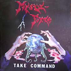 Mystic-Force - Take Command