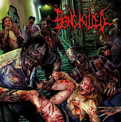 Being Killed - Massacre of the Living