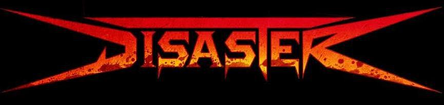 Disaster - Logo