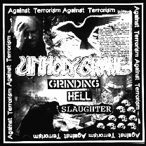 Unholy Grave - Grinding Hell Slaughter