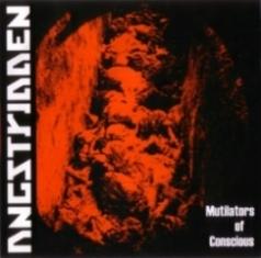 Angstridden - Mutilators of Conscious
