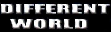 Different World - Logo