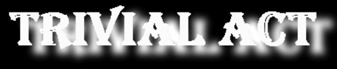 Trivial Act - Logo
