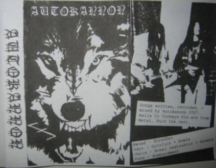 Autokannon - Demo 2007
