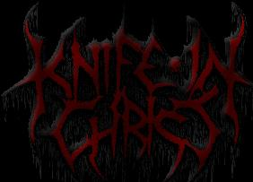 Knife in Christ - Logo