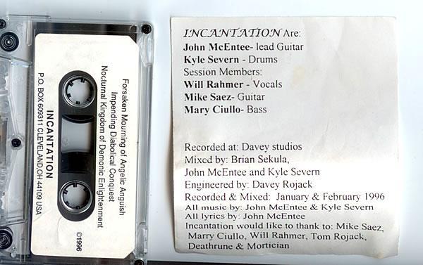 Incantation - Promo