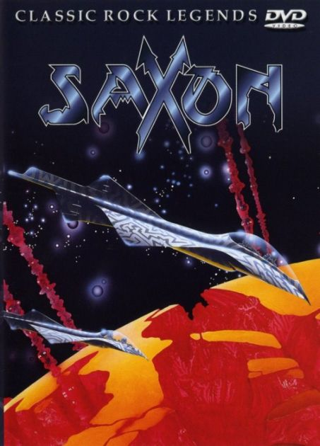 Saxon - Classic Rock Legends