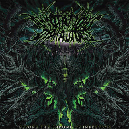 Annotations of an Autopsy - Before the Throne of Infection