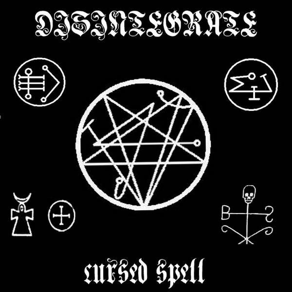 Disintegrate - Cursed Spell