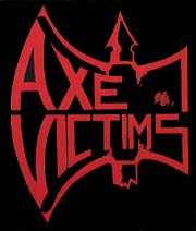 Axe Victims - Logo