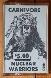 Carnivore - Demo '84