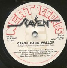 Raven - Crash, Bang, Wallop / Rock Hard