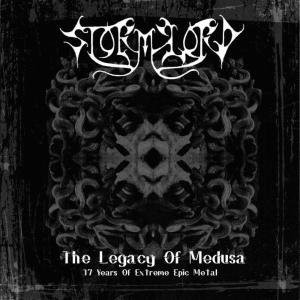 Stormlord - The Legacy of Medusa - 17 Years of Extreme Epic Metal