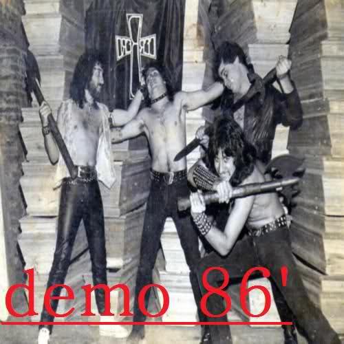 Cerbero - En Vivo 1986