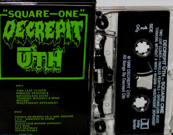 Decrepit Ūth - Square One