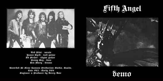 Fifth Angel - Demo