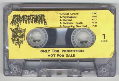 Krabathor - Promo