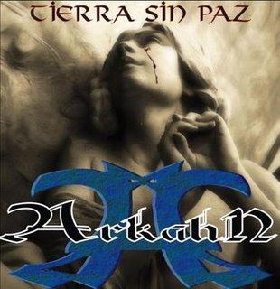 Arkahn - Tierra sin paz