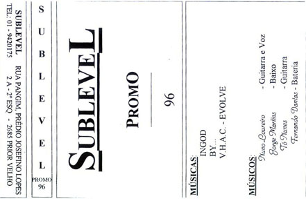 Sublevel - Promo 96