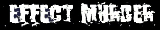 Effect Murder - Logo