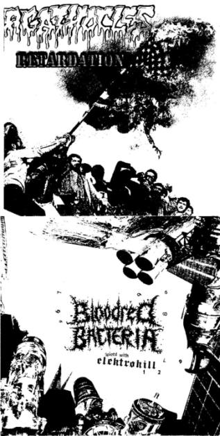 Agathocles - Retardation / Spiced with Elektrokill