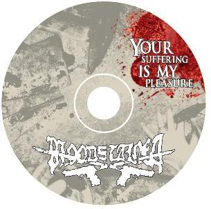Bloodstained - Your Suffering Is My Pleasure